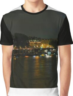 Night Light Over Paris ©  Graphic T-Shirt