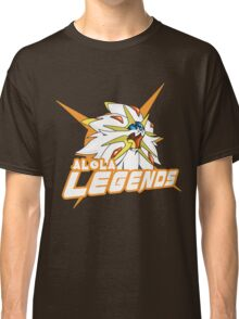 Alola Legends Pokémon Sun Classic T-Shirt