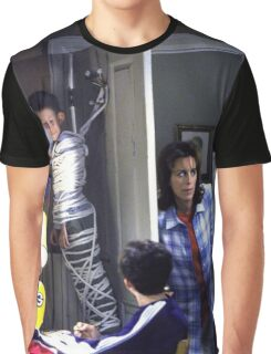 Malcolm in the Middle Lois loses her touch Graphic T-Shirt