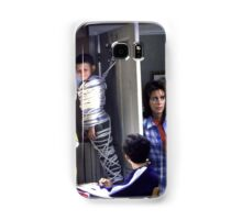 Malcolm in the Middle Lois loses her touch Samsung Galaxy Case/Skin