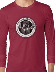 Bruce Lee & Ip Man Collaboration Long Sleeve T-Shirt