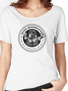 Bruce Lee & Ip Man Collaboration Women's Relaxed Fit T-Shirt