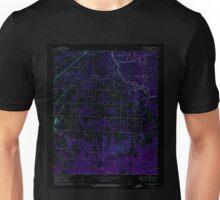 USGS TOPO Map Arkansas AR Prescott East 259454 1970 24000 Inverted Unisex T-Shirt