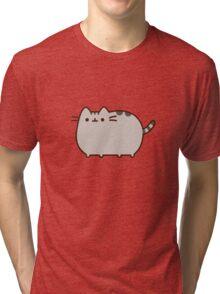 cat relax Tri-blend T-Shirt