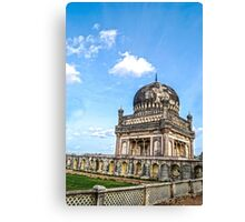 Qutab Shahi Tomb Canvas Print