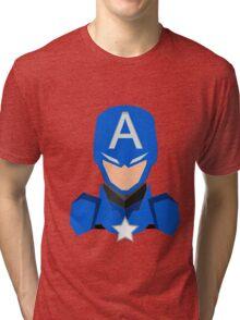 Capitan America Tri-blend T-Shirt