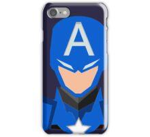Capitan America iPhone Case/Skin