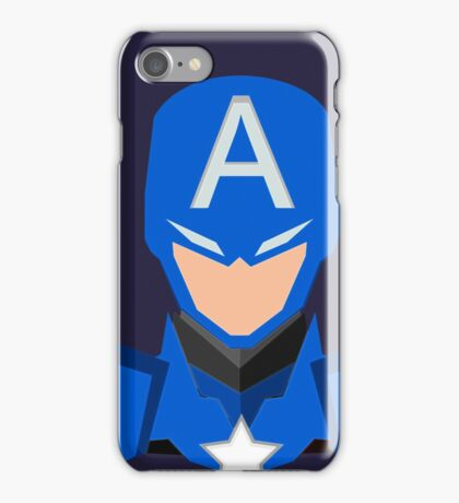 Capitan America iPhone Case/Skin