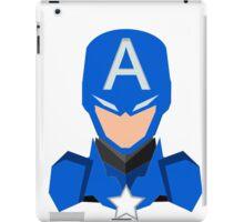 Capitan America iPad Case/Skin