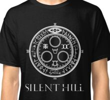 Silent Hill - Halo of the Sun Black Edition Classic T-Shirt