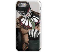 Demon Finn  iPhone Case/Skin