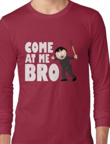 Randy Marsh - Negan Long Sleeve T-Shirt