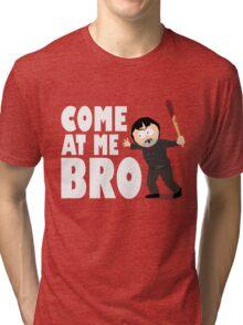 Randy Marsh - Negan Tri-blend T-Shirt