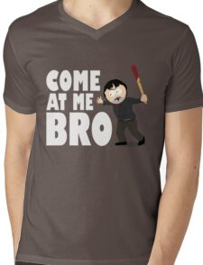 Randy Marsh - Negan Mens V-Neck T-Shirt
