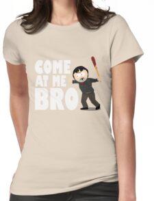 Randy Marsh - Negan Womens Fitted T-Shirt