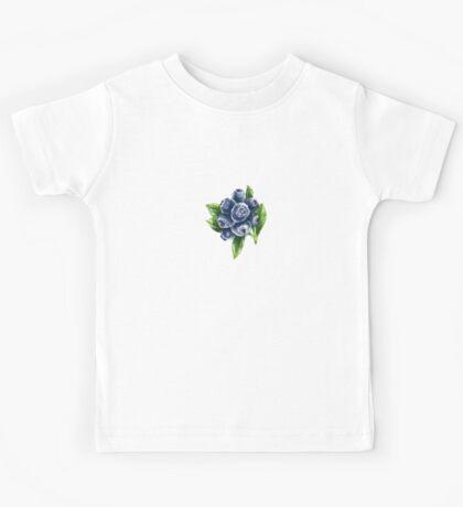 blueberries Kids Tee