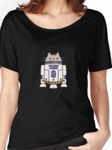 galaxi star  cat Women's Relaxed Fit T-Shirt