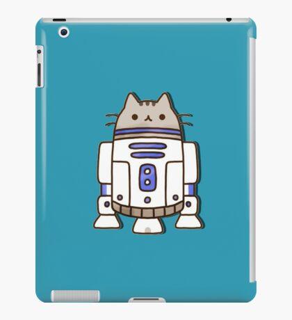 galaxi star  cat iPad Case/Skin