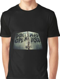 don't open Graphic T-Shirt