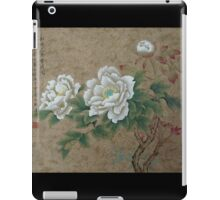White Rose iPad Case/Skin