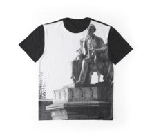 old man statue Graphic T-Shirt