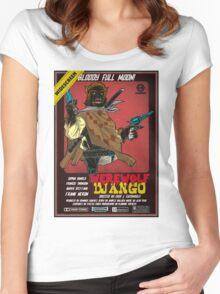 WEREWOLF DJANGO Women's Fitted Scoop T-Shirt