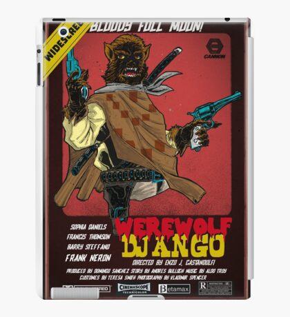 WEREWOLF DJANGO iPad Case/Skin