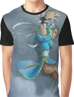 Chun Li Graphic T-Shirt