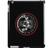 Bruce Lee & Ip Man Collaboration Black Variant iPad Case/Skin