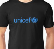 UNICEF @ T-SHIRTS AND STICKERS (for charity) Unisex T-Shirt