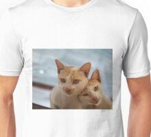 COUPLE CATS Unisex T-Shirt