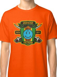 Watchmen - Nam Patch (embroidered) v2 Classic T-Shirt