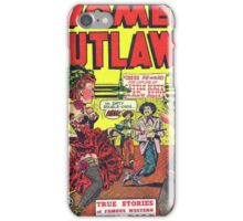 woman outlaws iPhone Case/Skin