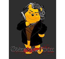 Sweeney the Pooh. Photographic Print