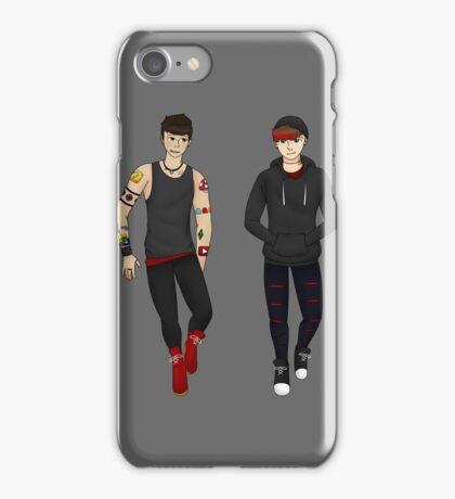 Punk!RoyalChaos iPhone Case/Skin