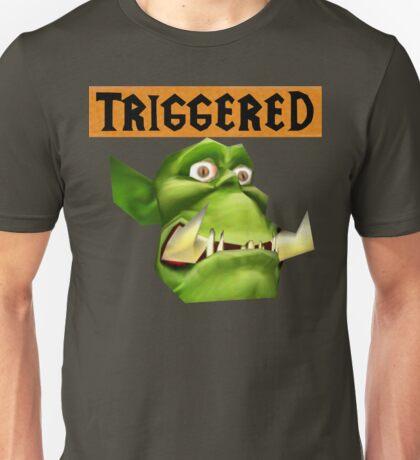 TRIGGERED Peon (Warcraft) Unisex T-Shirt