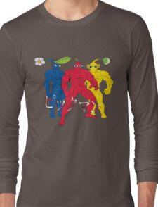Pik MAN trio Long Sleeve T-Shirt