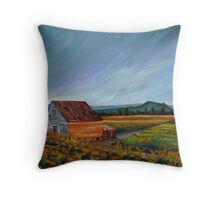 Alexander Valley #1 by artist Thomas Andrew Throw Pillow