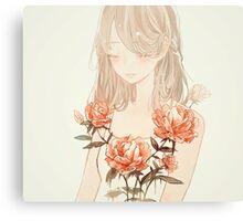stem. Canvas Print