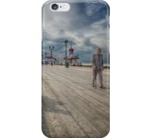 Along the Pier iPhone Case/Skin