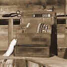 The Old Cash Register by RickDavis