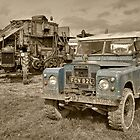 Rustic Landy  by Rob Hawkins