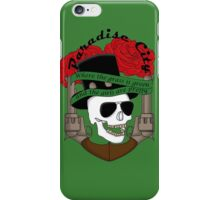Paradise city closed iPhone Case/Skin