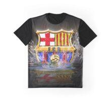 barcelona fc wallpaper Graphic T-Shirt