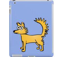 Cute cartoon dog iPad Case/Skin