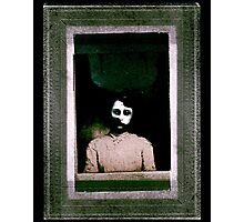s-aint ghost Photographic Print