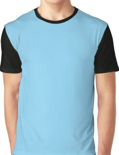 Baby Blue Graphic T-Shirt