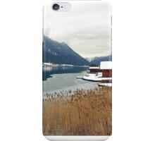 Weissensee - Austria iPhone Case/Skin