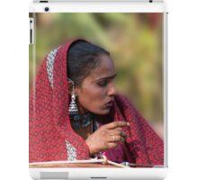 Pensive iPad Case/Skin
