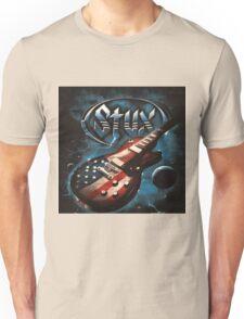 Styx Prog Rock Unisex T-Shirt
